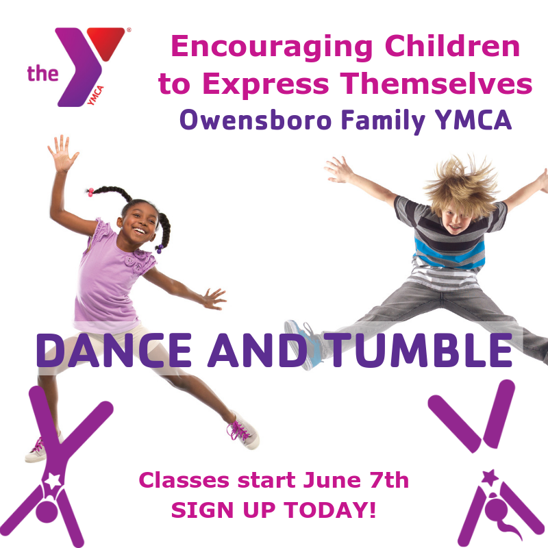 Youth Dance and Tumble